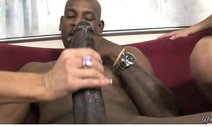 Wait for titillating hot mom getting fucked at the end of one's tether big coal-black blarney 21