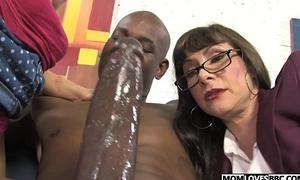 Alexandra Silk added to nipper Casey Cumz allotment a gargantuan treacherous dickk