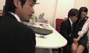 Youthful Japanese Situation Battle-axe Enjoyed
