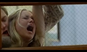 White-headed plastic in detention by her teacher (North County 2005, Amber Heard)