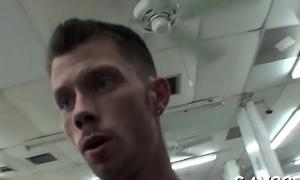 Gay mendicant massage porn